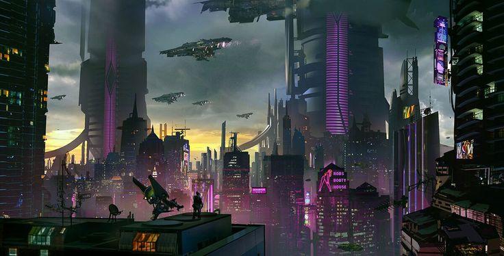 Cidade central