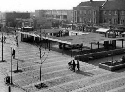 Billingham Town Centre 60's
