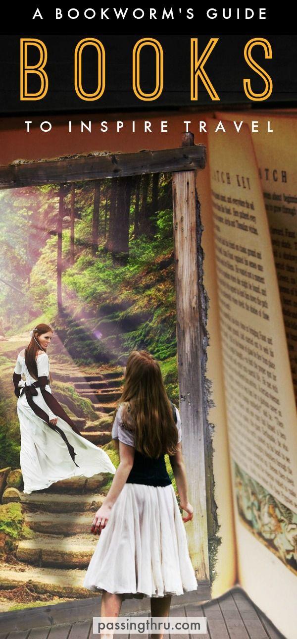 Books for travel lovers! #books #bookshelf #gifts #travel