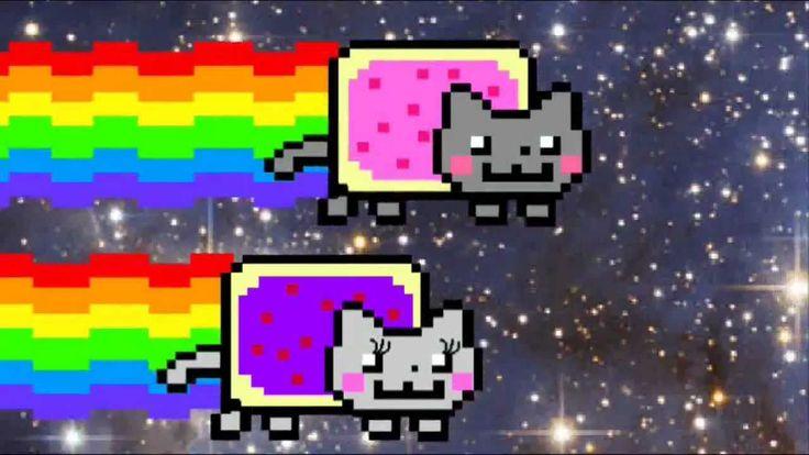 Nyan Cat falls in love [ORIGINAL VIDEO]