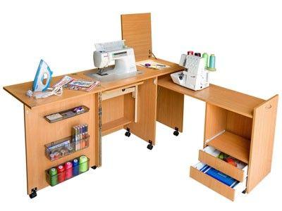 Стол для швейной машинки Комфорт-3 - Стол для швейной машинки - Швейные столы - Швейные машины цены отзывы