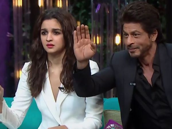 Shah Rukh khan and Alai Bhatt are going to be the first guest on Karan Johar's 'Koffee With Karan' season 5. The second promo of the same is out.