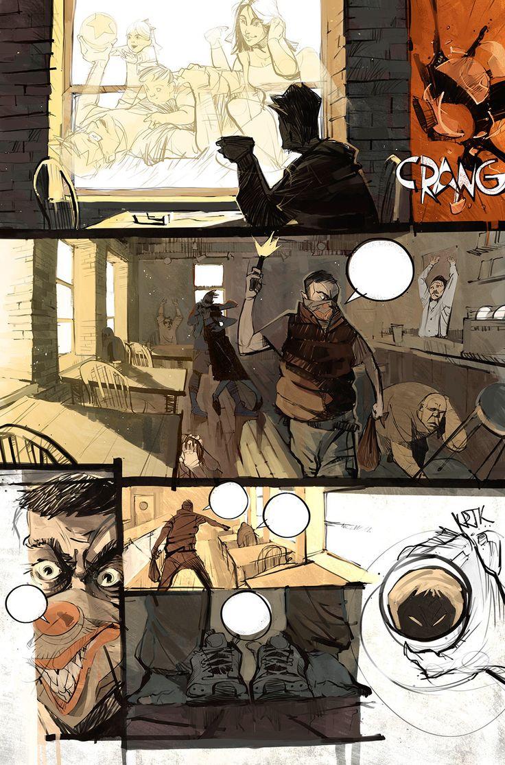 ArtStation - #page 3 #SHAVRIN, Ivan Shavrin