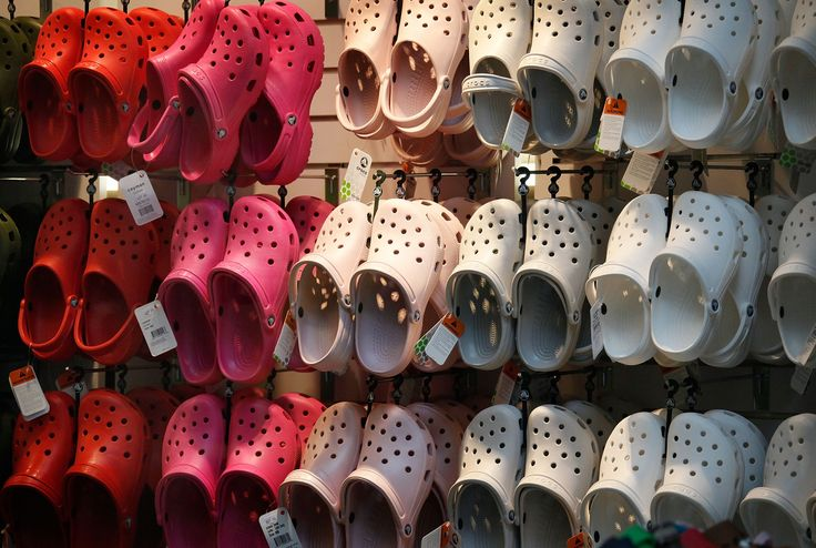 Once-trendy Crocs, struggling for sales, looks to go private - source