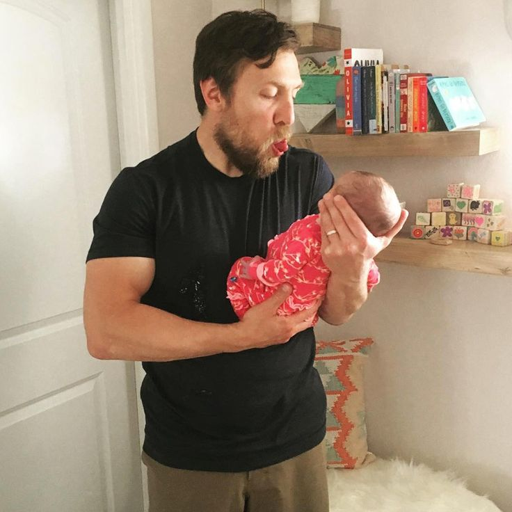 Why WWE Star and New Dad Daniel Bryan Is Focusing on Taking Care of Wife Brie Bella: 'I Can't Breastfeed'