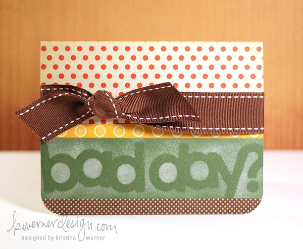 Bad Day Card: Cards Ideas, Father Day Cards, Handmade Cards, Scrapbook Cards Mak, Cards To Inspiration, Cards Inspiration, Fathers Day Cards