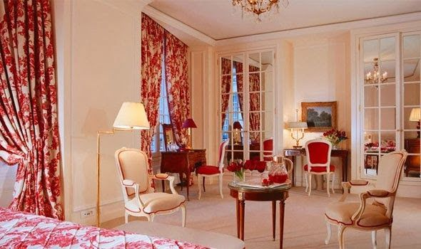 Luxury Ideas: Le Bristol Paris takes home the title of best luxury hotel in France