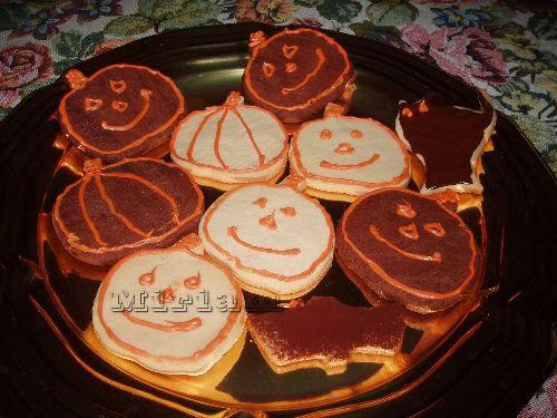 {Ricette bimby} :: Biscotti di Halloween