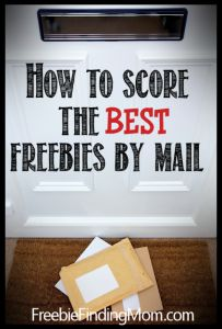 How to score the best freebies by mail                                                                                                                                                     More