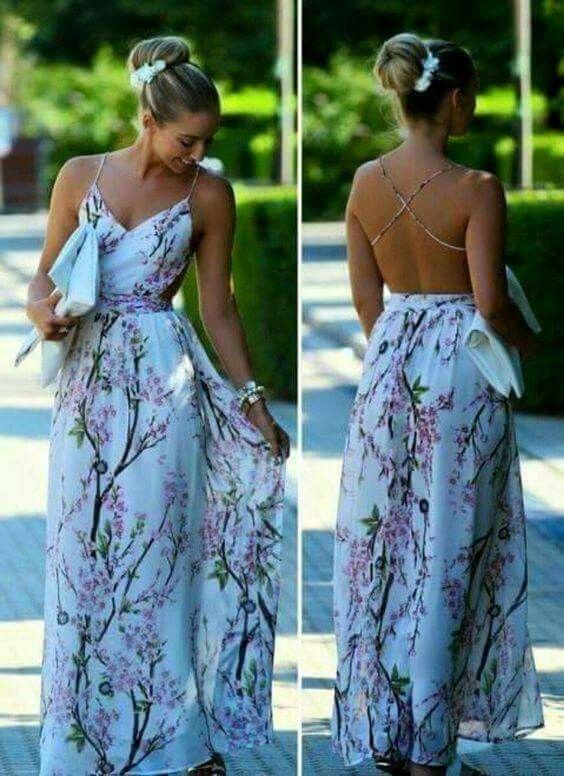 Vestido de fiesta para el dia