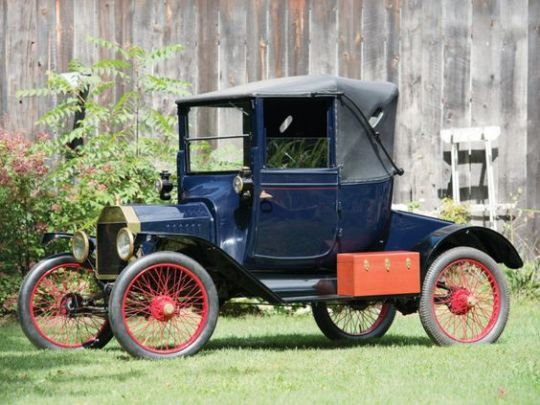 1915 Ford Coupelet