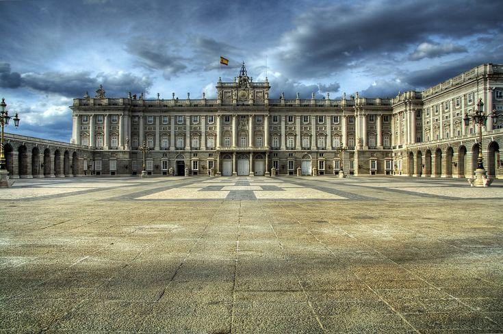 Palacio Real; Madrid, Spain