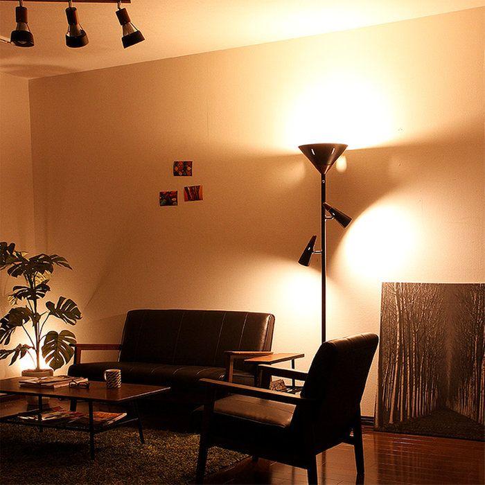 【楽天市場】【送料無料】間接照明 照明 スタンドライト 3灯 シスベックアッパー[SixbecUpper]BBF-018 ボーベル[BeauBelle]【フロアライト アッパーライト フロアランプ 北欧 ミッドセンチュリー 床 リビング おしゃれ 寝室 新生活】:ライト・照明のBeauBelle