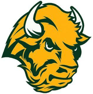 NDSU Bison Old Logo   The lucky team? The North Dakota StateBison .