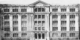 Stuyvesant High School, 1907