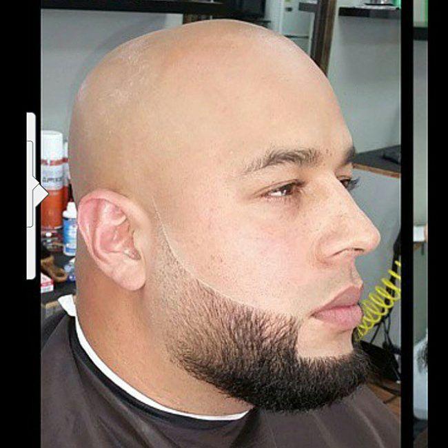 Classy Beard Fade