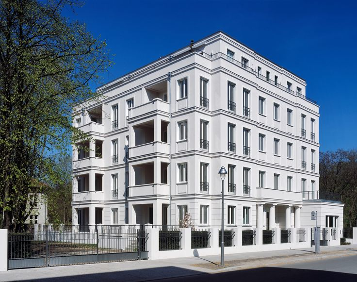 Diplomatenpark - Kahlfeldt Architekten