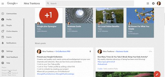 Create Button for Your Brand  Google+ Brand Pages to differentiate Your Brand    We don't always choose a brand for our priority items. We associate experi... - Nina Trankova - Google+