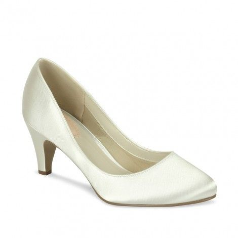 Paradox Pink Affection Dyeable Wedding Shoes