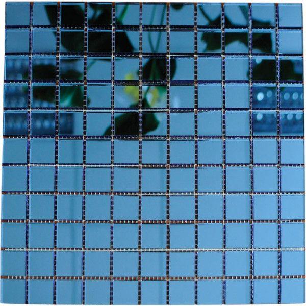 Fliesen & Kacheln - Spiegel Mosaik Fliesen Blau - 1 qm - ein Designerstück von SpiegelMosaikUA bei DaWanda