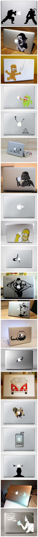 Apple stickers #mac