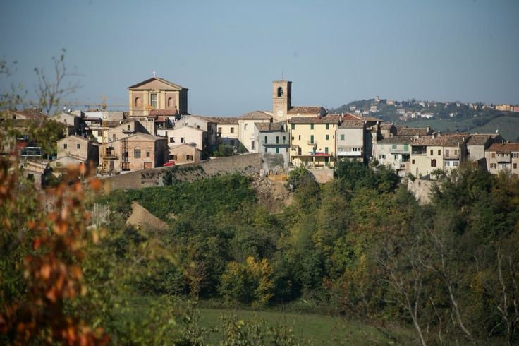 Mombaroccio Marche Italy