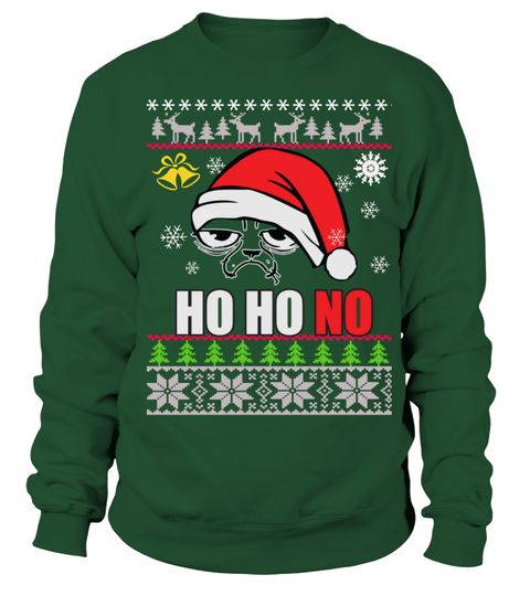 "# Ugly Christmas Sweater - Ho No Christmas .  Shop ChristmasSweater: https://www.teezily.com/stores/shop-christmasGoing to an Ugly Christmas Sweater Party this year? This must have. Only available for a LIMITED TIME, so get yours TODAY!  Available in a variety of styles and colorsSecured payment via Visa / Mastercard / Amex / PayPalHow to place an order  Choose the model from the drop-down menu  Click on ""Reserve it now""  Choose the size and the quantity  Add your delivery address and bank…"