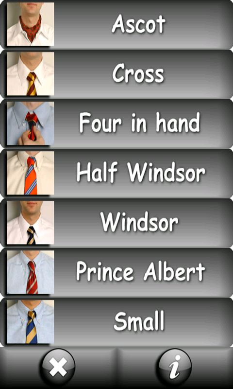 25+ unique Types of tie knots ideas on Pinterest | Types ...
