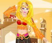 Barbie Arabische Prinses