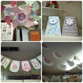 Craft ideas from Pebbles store