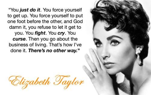 Elizabeth Taylor Famous Quotes. QuotesGram