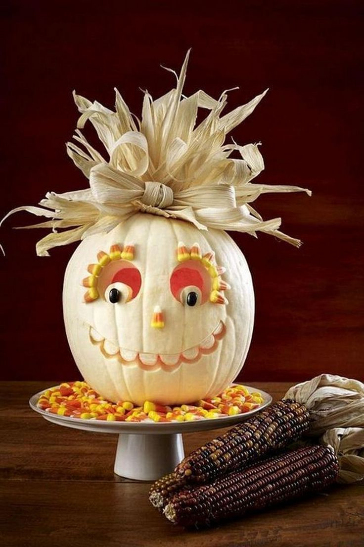 31+ Creative Unique Pumpkin Carving Ideas You Can Make for Beginners #designidea…