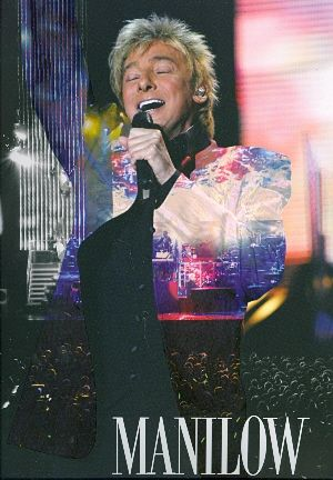 barry manilow concert schedule for 2014 | Details about BARRY MANILOW 2007 TOUR CONCERT PROGRAM BOOK