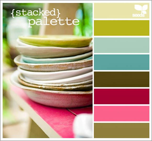 17 Best Images About Color Combinations On Pinterest