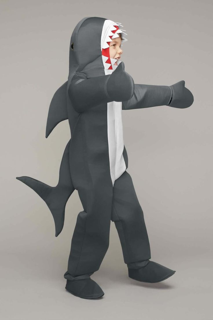 Best 25+ Shark Costumes Ideas On Pinterest