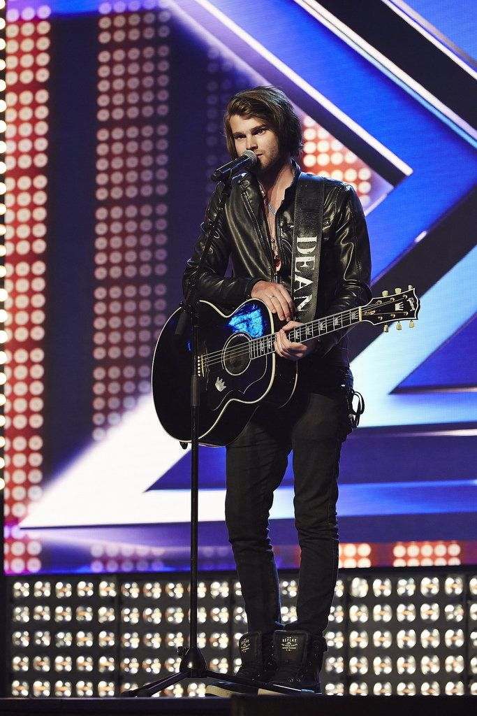 Dean Ray at his #xfactorau audition!! <3