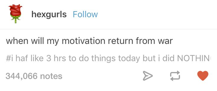 *uses Ctrl-F to find my motivation*