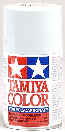 86032 PS-32 Polycarbonate Spray Corsa Gray 3 oz