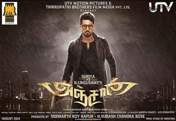 Anjaan – Scheduled to Pack up
