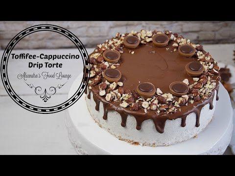 Alexandra´s Food Lounge: Toffifee-Cappuccino-Drip Torte