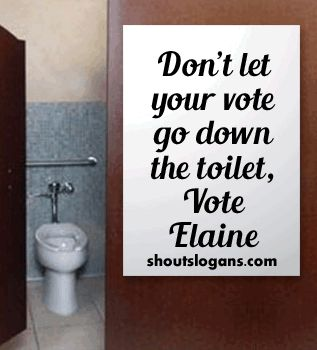 20 best High school campaigning images on Pinterest ...