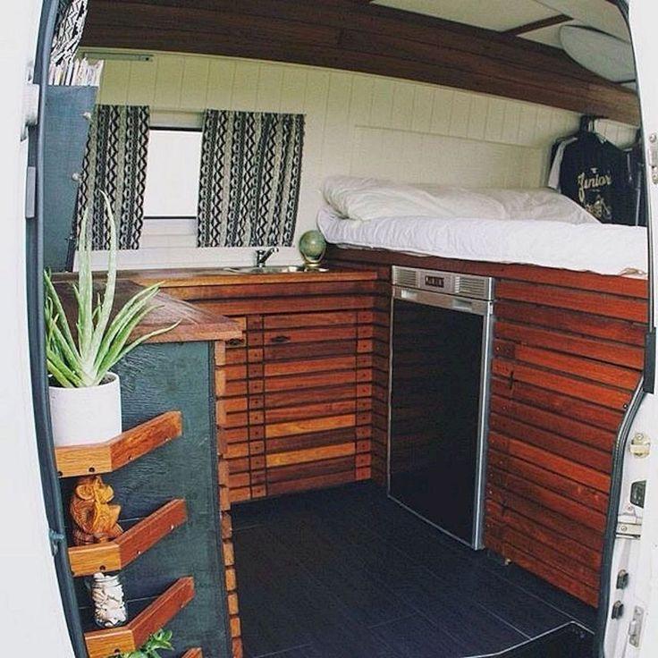 Gorgeous 95 Best RV Camper Van Interior Decorating Ideas  Https://homevialand.com