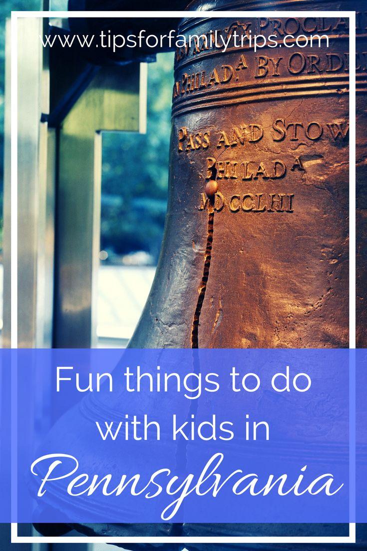 Fun things to do with kids in Pennsylvania   tipsforfamilytrips.com   family vacation ideas   Philadelphia   Lancaster County   summer travel   spring break