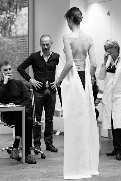 Dior couture-Raf Simons