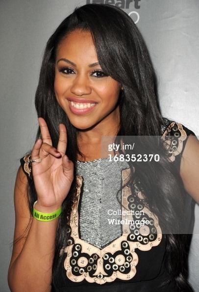 News Photo: Sasha Allen arrives at the NBCs The Voice…