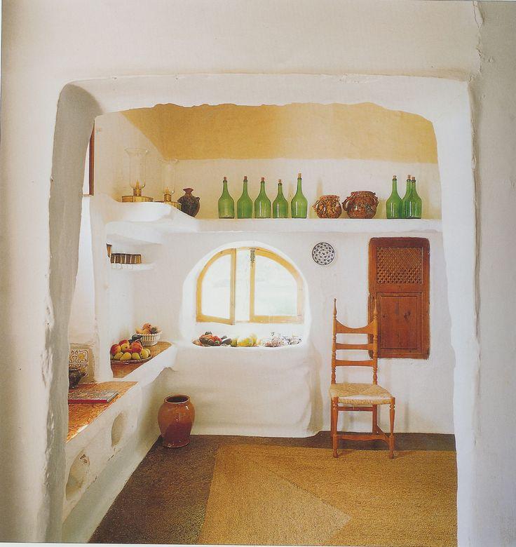 160 besten mediterrane einrichtung bilder auf pinterest einrichtung arquitetura und architektur. Black Bedroom Furniture Sets. Home Design Ideas