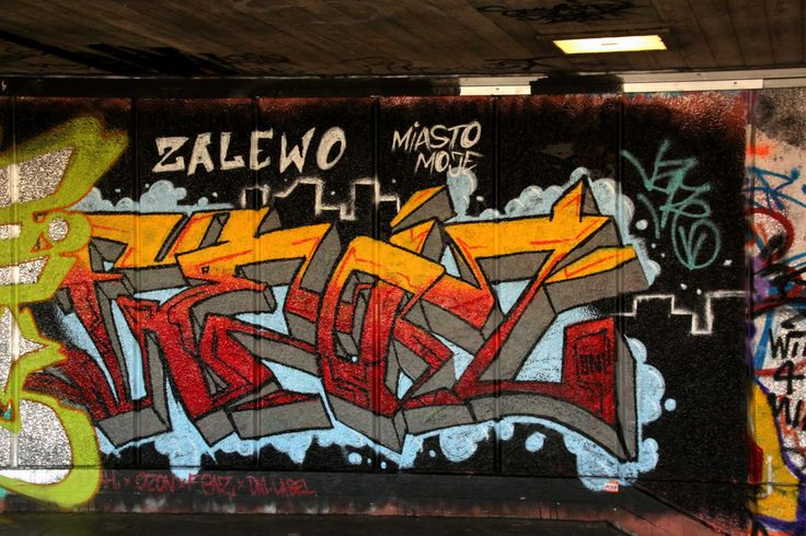 RUSTART, BNL, ZALEWO, MIASTO MOJE 'REST IN PEACE QMACK', and others.The Undercroft, South Bank, London.
