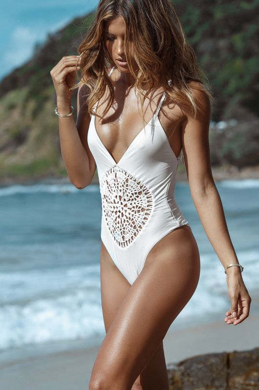 Shot in Byron Bay, Australia Photos by George Favios All clothing from Soliel Blue Beauty by Ashlea Penfold Whiteout at Wategos was last modified: August 19th, 2015 by