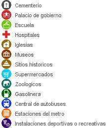 Mapa Digital de México V6.1