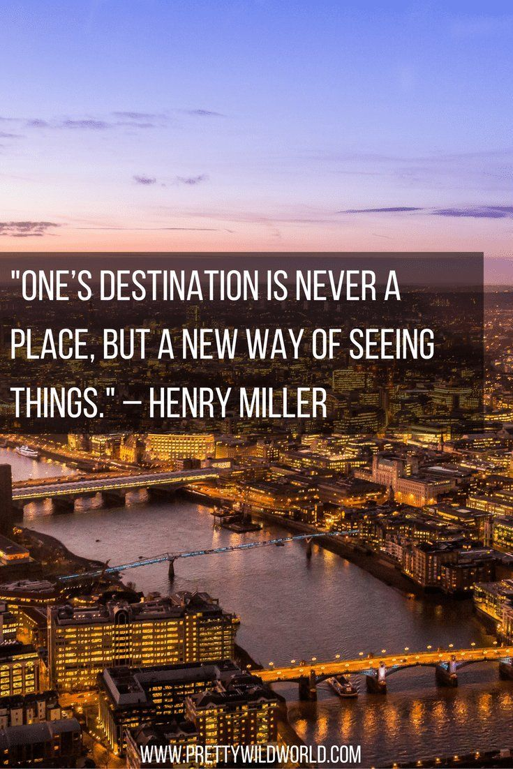 100 Best Travel Quotes From Famous People With Photos Best